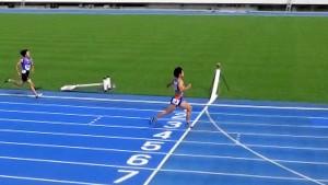 女子200m