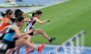 第11回中学生春季大会女子100mH