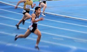 第11回中学生春季男子200m