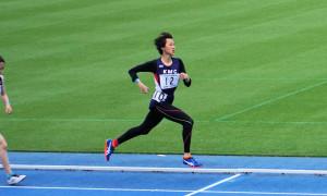 第11回中学生春季女子800m