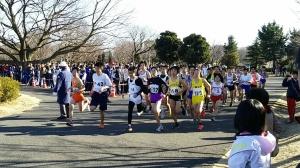 東京都中学ロードレース