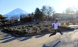 走り方の練習