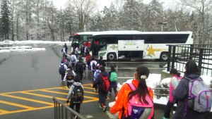 バスへ乗車